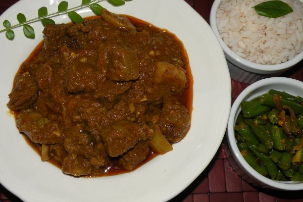 Kerala Beef Curry 2