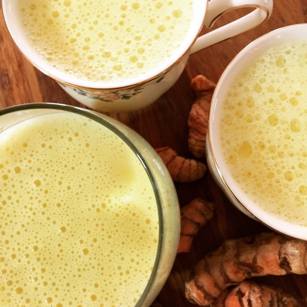 Turmeric Milk / Golden Milk